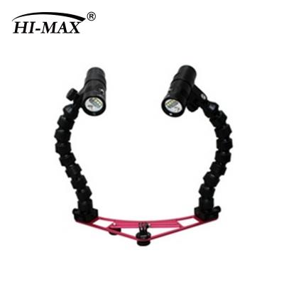 HI-MAX Black/Red Tray