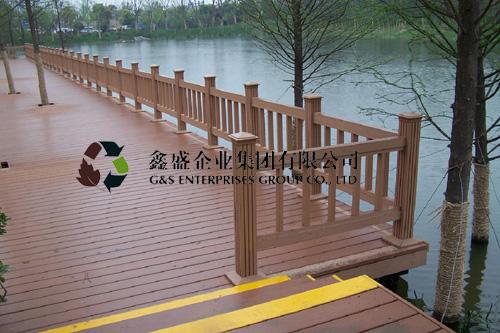 木塑栈道有什么优质性能