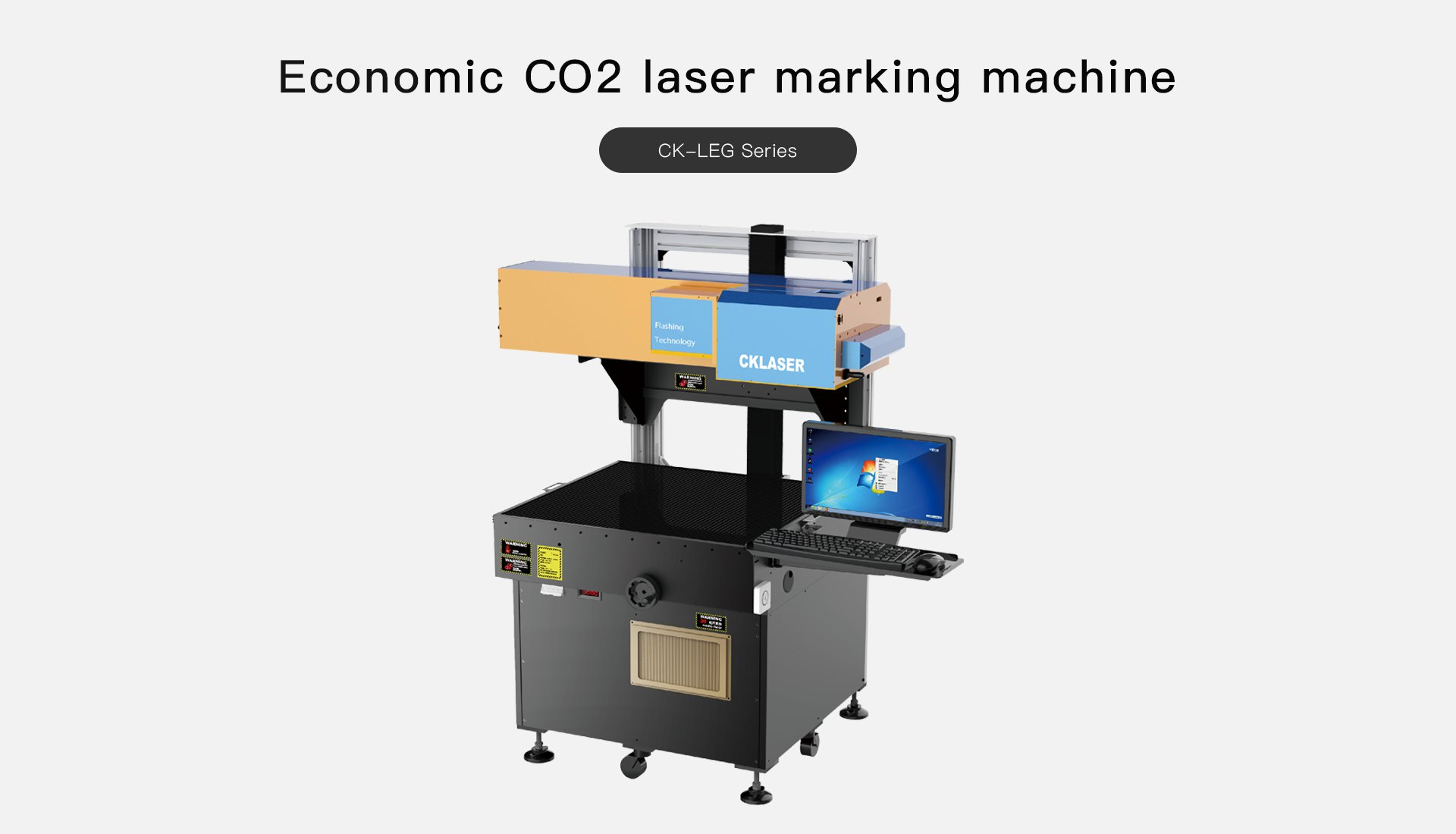 Taste Laser-co2 laser equipment