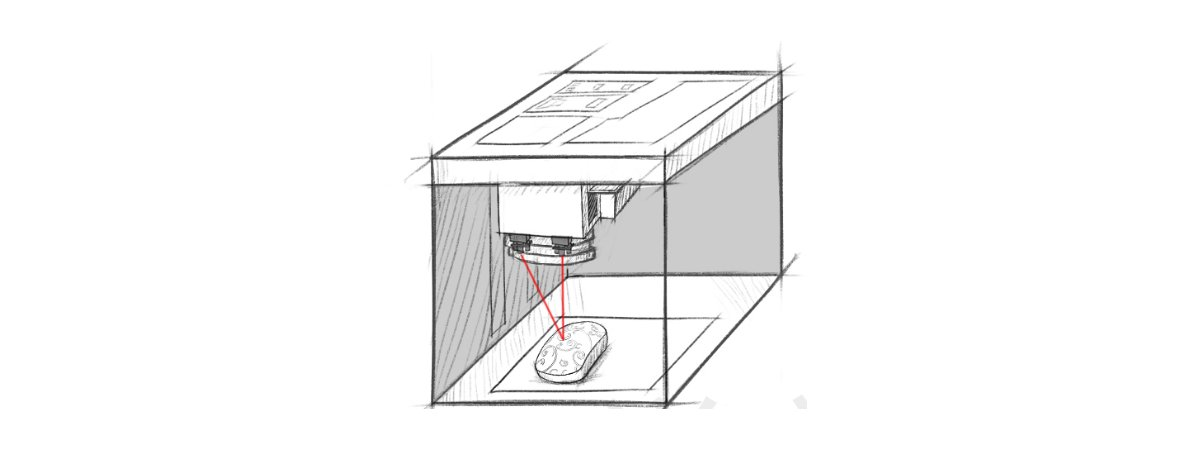 Taste Laser-tiny mini laser machine