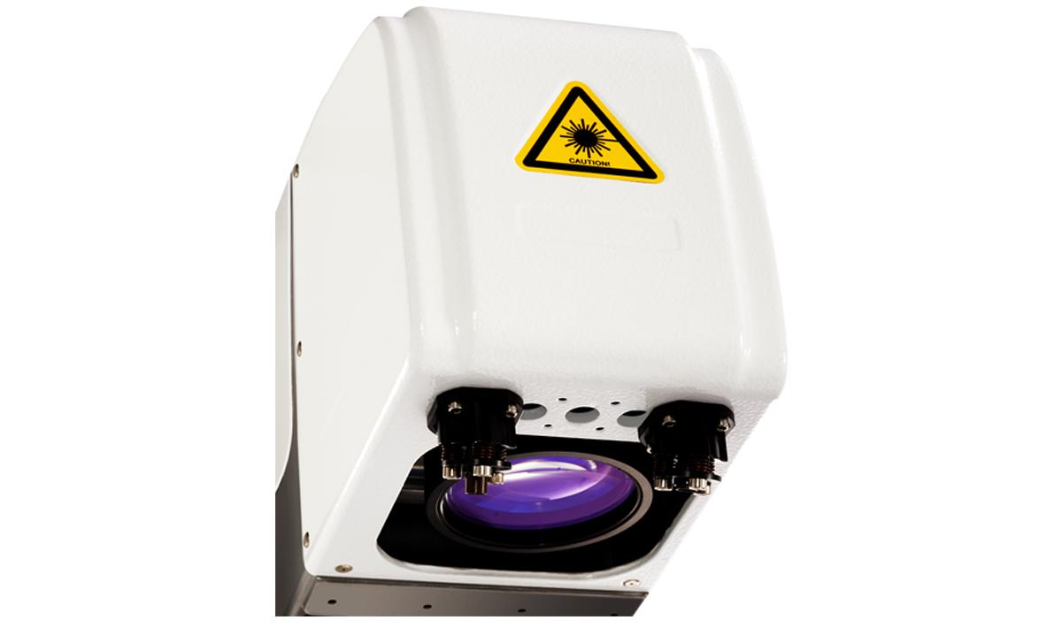 Taste Laser: up-scale 3d lser etching