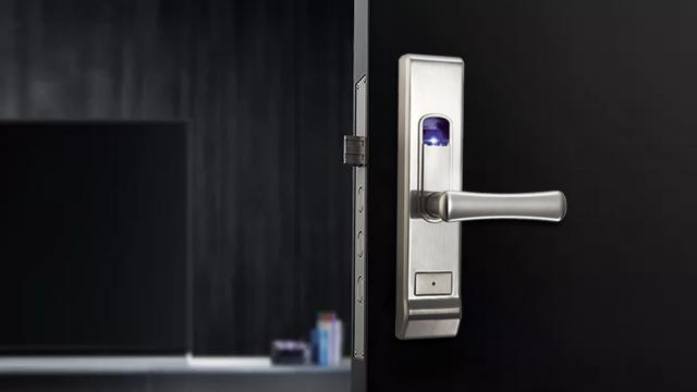电子锁逐渐成为锁具行业的新主角