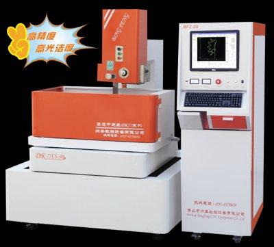 DK77CS系列伺服电机高精密精品型中走丝