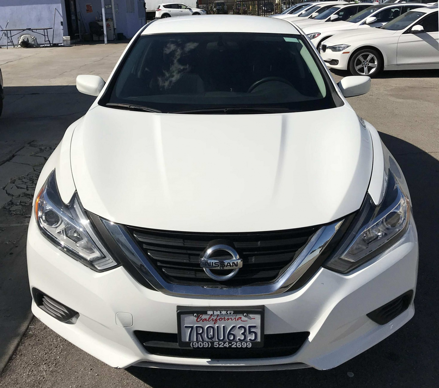 2017 Nissan Altima SOLD