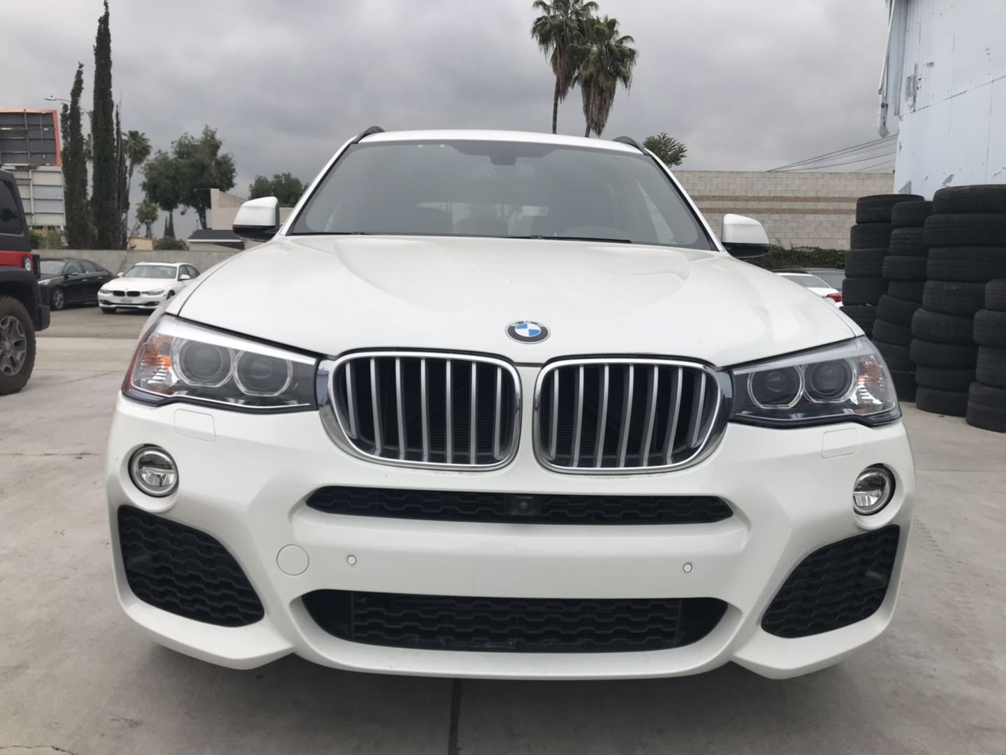2017 BMW X3 XDRIVE MSPORT  SOLD