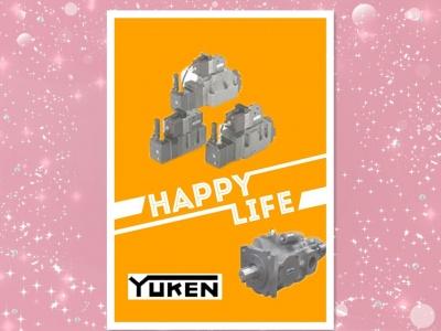 日本YUKEN、台灣YUKEN、張家港YUKEN