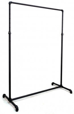 Clothing Pipe Rack A