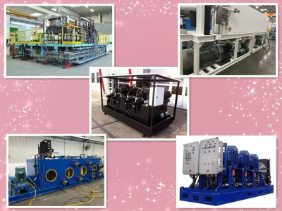 ustom non standard hydraulic station