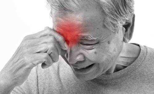 脑血栓发病前的六个典型前兆