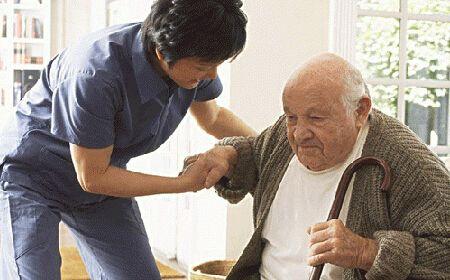 中老年血管病变当心脑中风