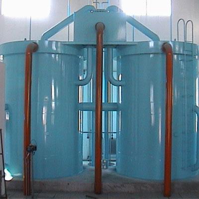 鋼制重力式無閥過濾器
