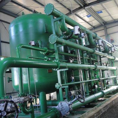 油田废水处理设备