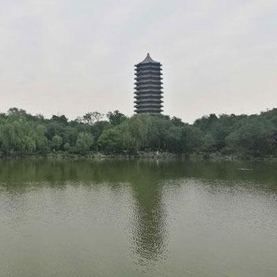 北京大學中水處理站設計施工運營案例