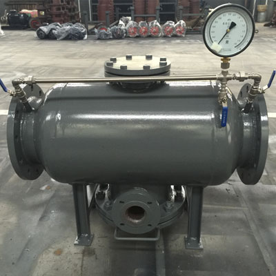 TC-250壓力容器式水除汙器