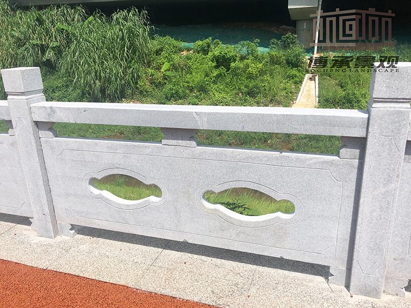 深圳光明一区--花岗岩栏杆