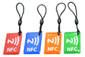NFC Epoxy Keytags