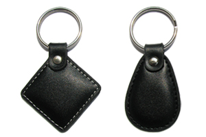 RFID Leather Keytags