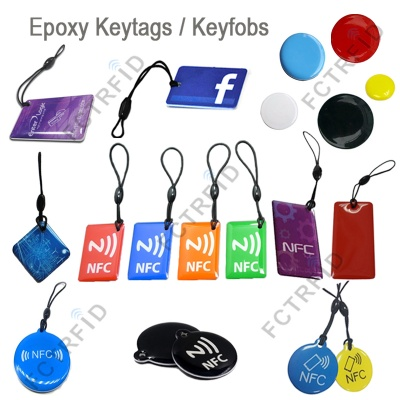 Keyfobs / Keytags