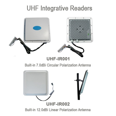 UHF Readers & Antennas