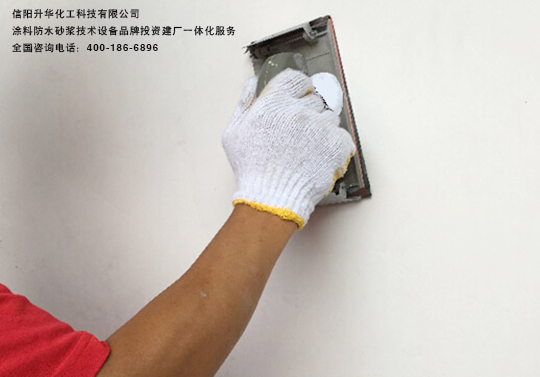 The difference between gypsum-based putty, lime-calcium-based putty and cement-based putty