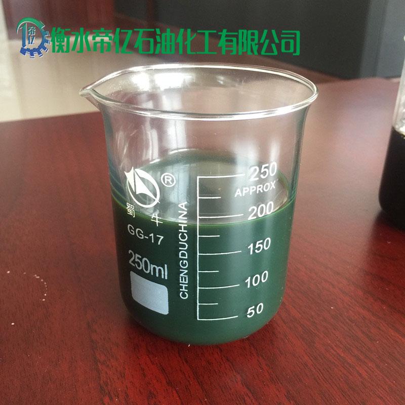 芳烃油粘度的重要性