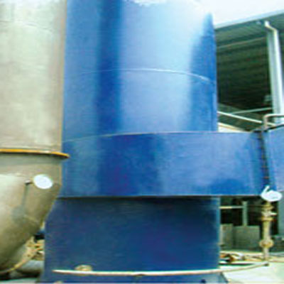 SHD-C系列水膜除尘器脱硫技术