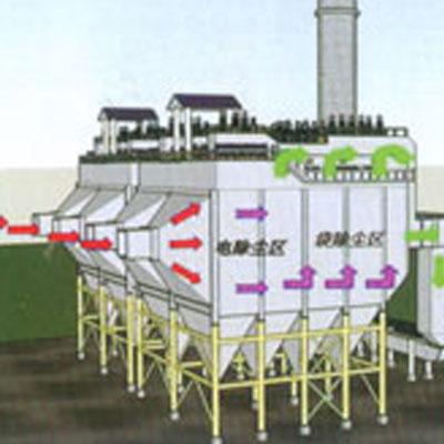 静电除尘增效改造技术措施