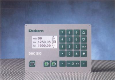 剪板机专用数控装置DAC310