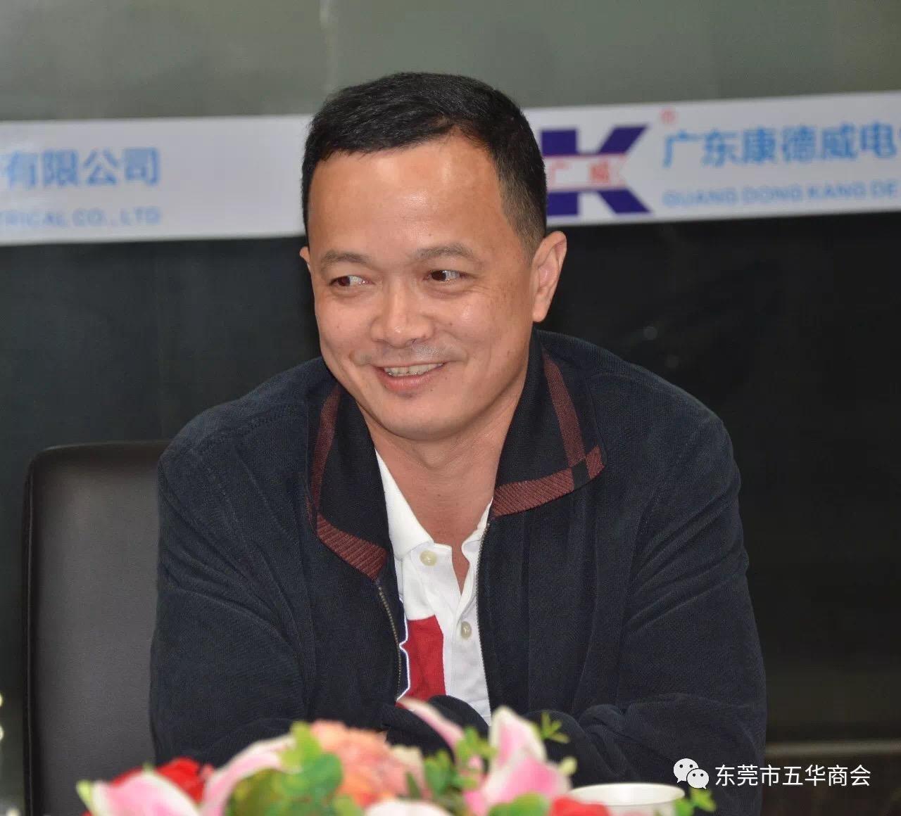 常务副会长刘伟林