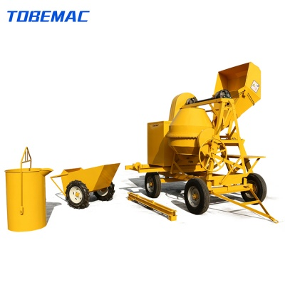 A2-510Lt Concrete Mixer With Winch