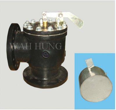 WH024B 铸铁压力平衡式浮球阀