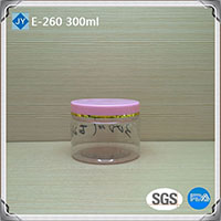300ml 10ozpet plastic canned food jar