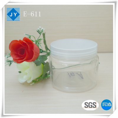 480ml 16oz Round Wholesale Plastic Storage Jars