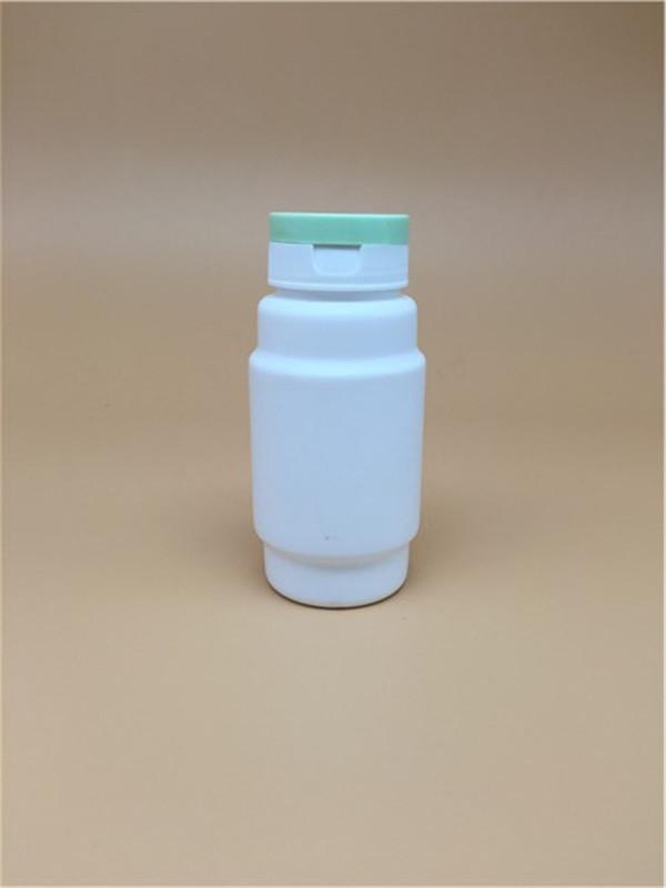 150cc pharmaceutical used bottle 260ml 9oz HDPE round plastic bottel