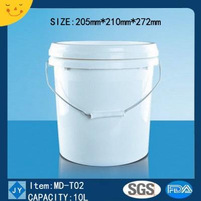 10L Plastic bucket