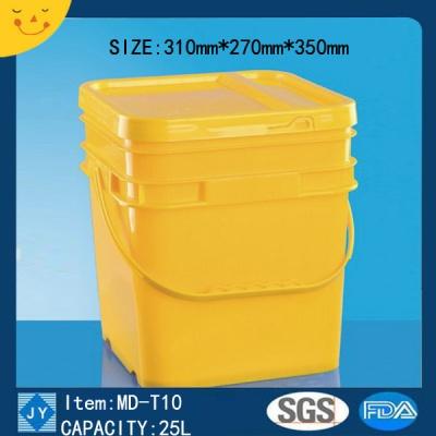 25L Plastic bucket