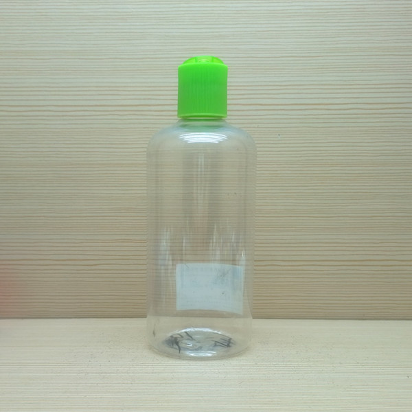 250ml 8oz Pet Plastic Bottles For Beverage Juice Beer Milk