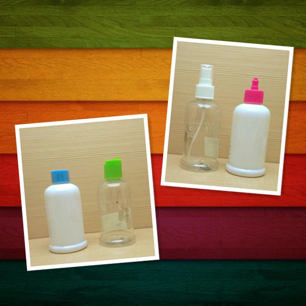 200ml 6oz pet plastic bottle, beauty cream plastic bottle