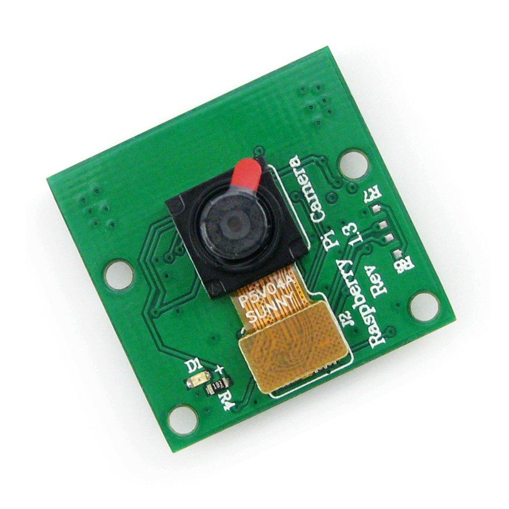 OV5647 5MP Camera OV5647 Camera Module Raspberry Pi Camera for Raspberry Pi A/B+/2 Model B W/ Cable
