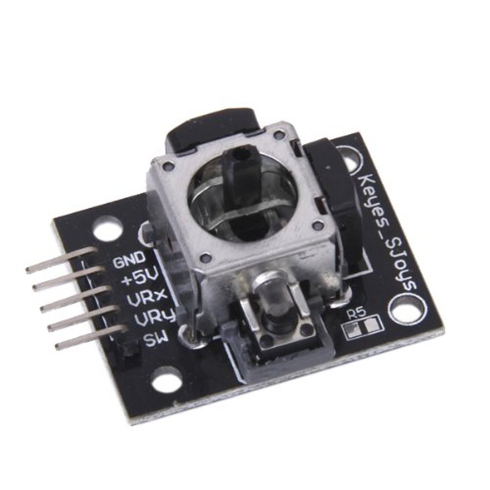 Game Controller JoyStick Breakout Module For PS2 Arduino
