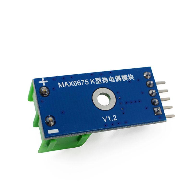 DC 5V MAX6675 Module + K Type Thermocouple Temperature Sensor M6 for Arduino