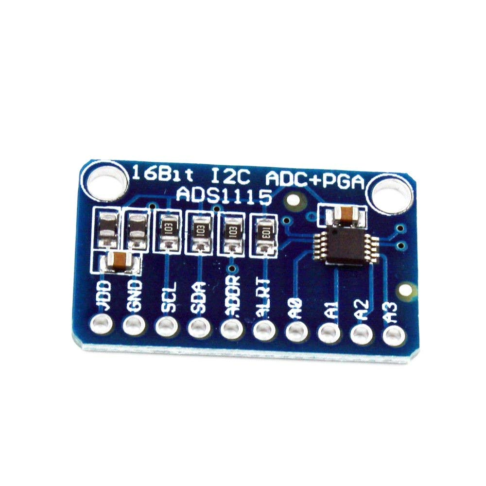 ADS1115 16 Bit 16 Byte 4 Channel I2C IIC Analog-to-Digital ADC PGA Converter