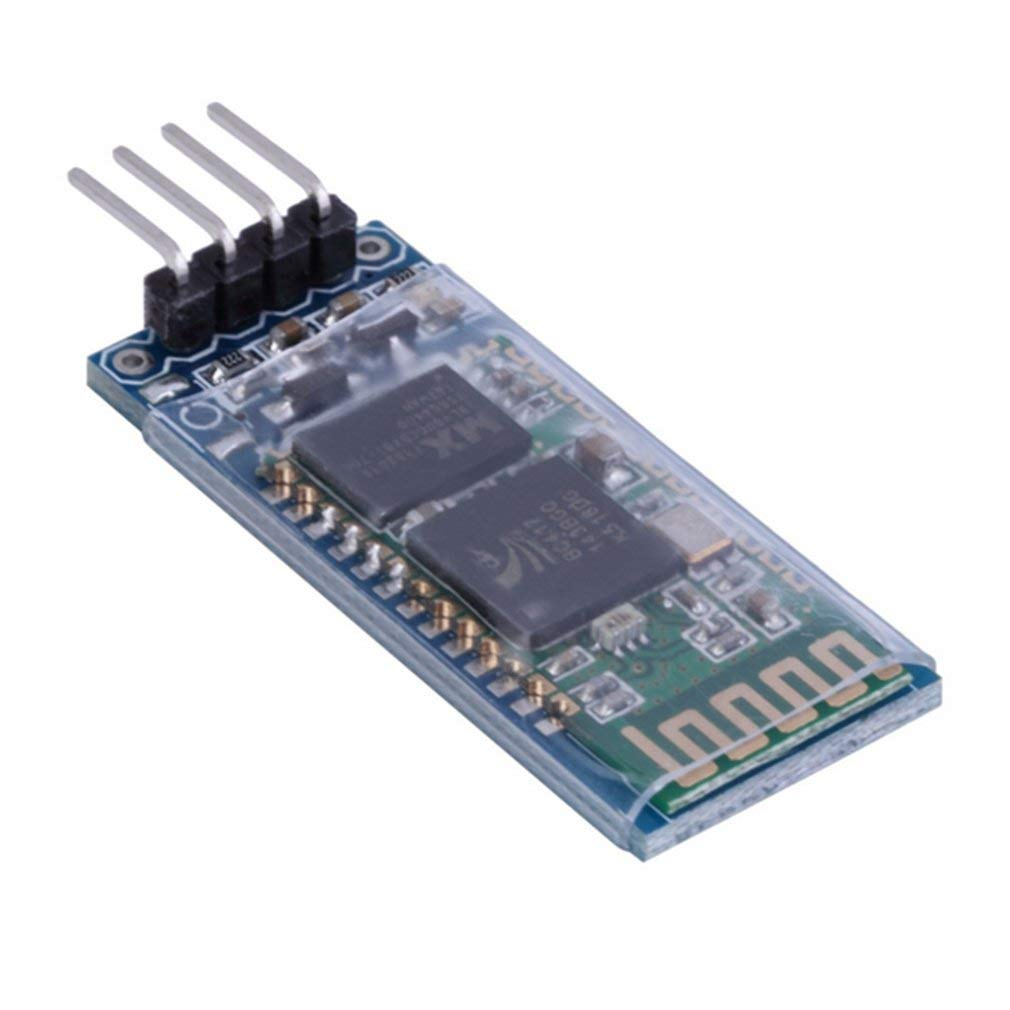 HC-06 RS232 4 Pin Wireless Bluetooth Serial RF Transceiver Support Module Slave and Master Mode