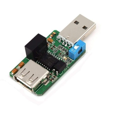 ADUM3160 B0505S 1500V USB to USB Voltage Isolator Module Support 12Mbps 1.5Mbps