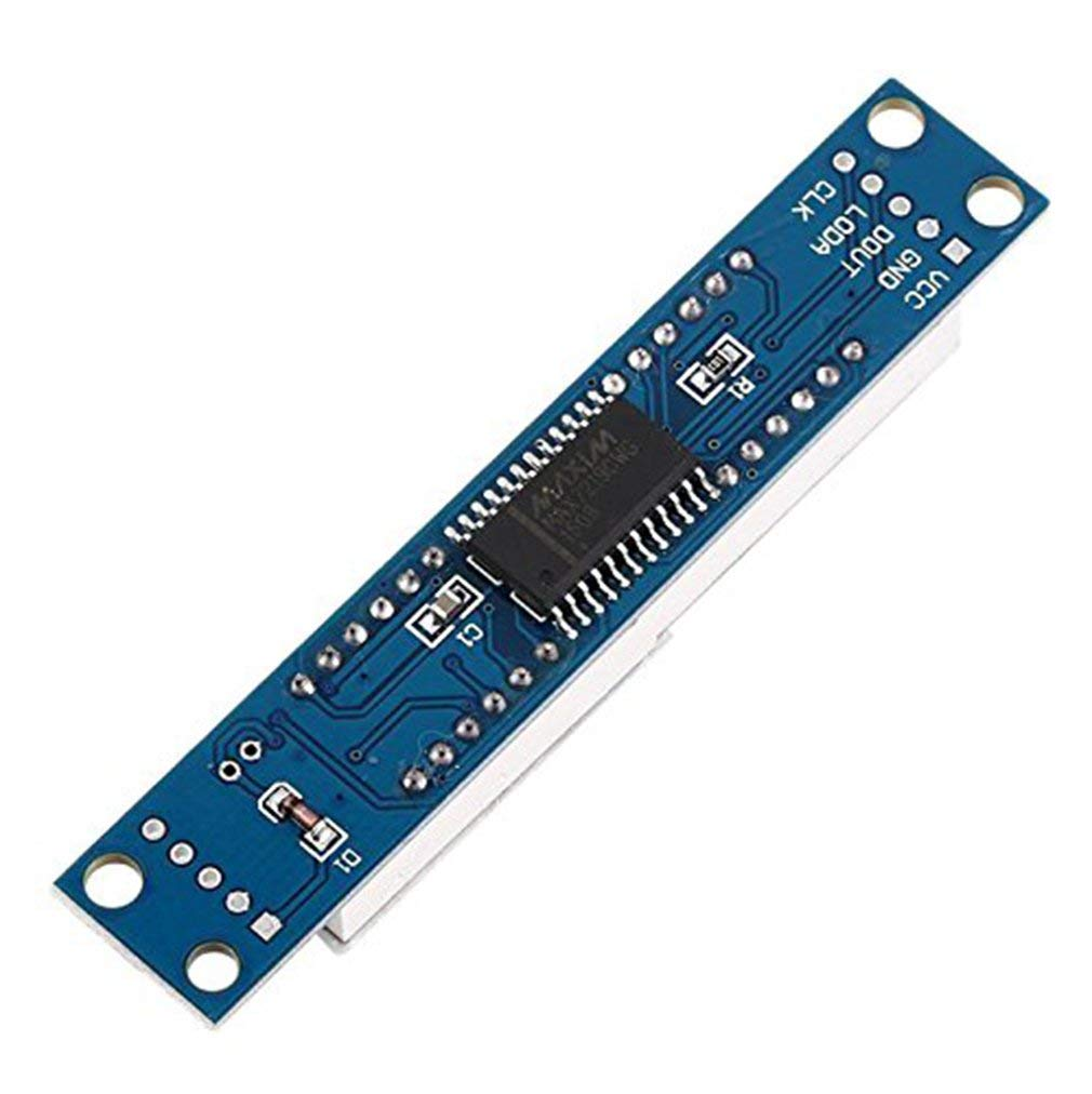MAX7219 8-Digital Segment Digital LED Display Tube For Arduino 51/AVR/STM32