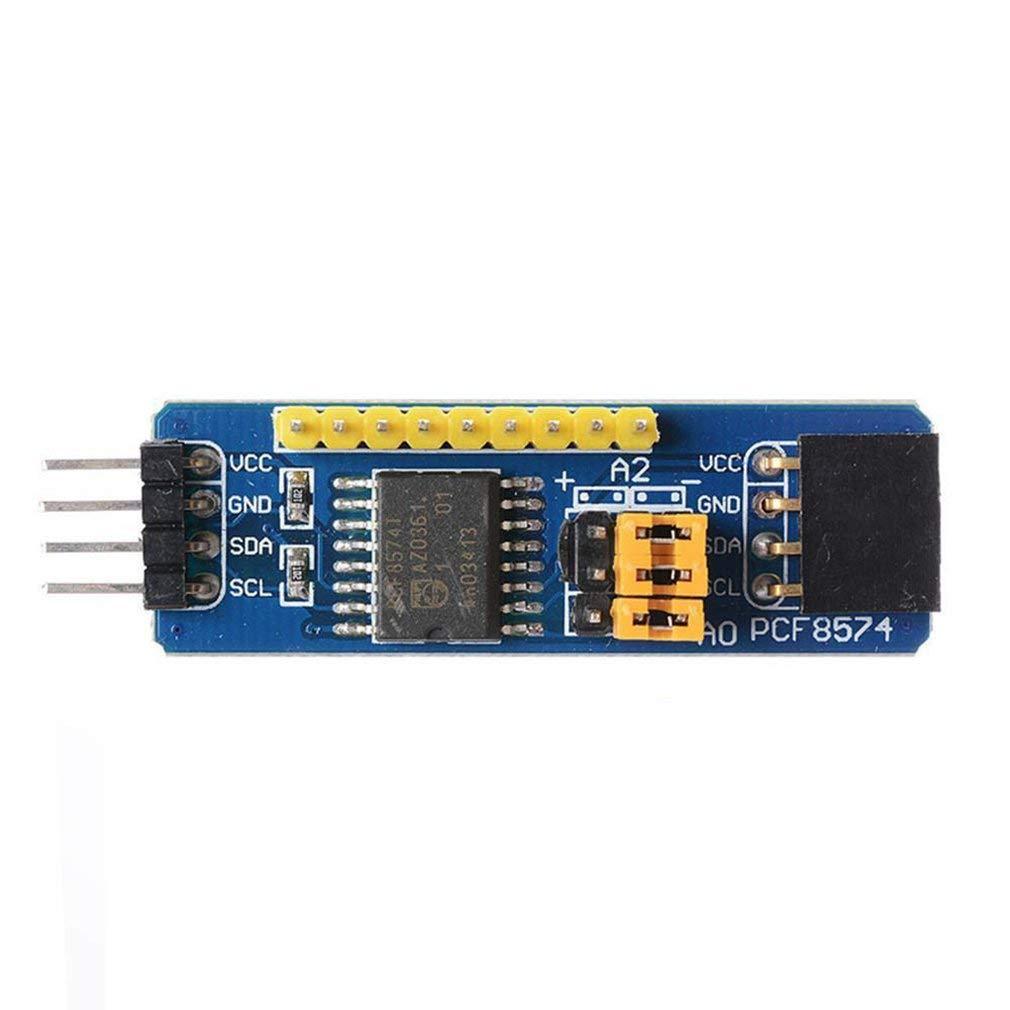 PCF8574 PCF8574T IO Expansion Board I/O Expander I2C Evaluation Develop Module