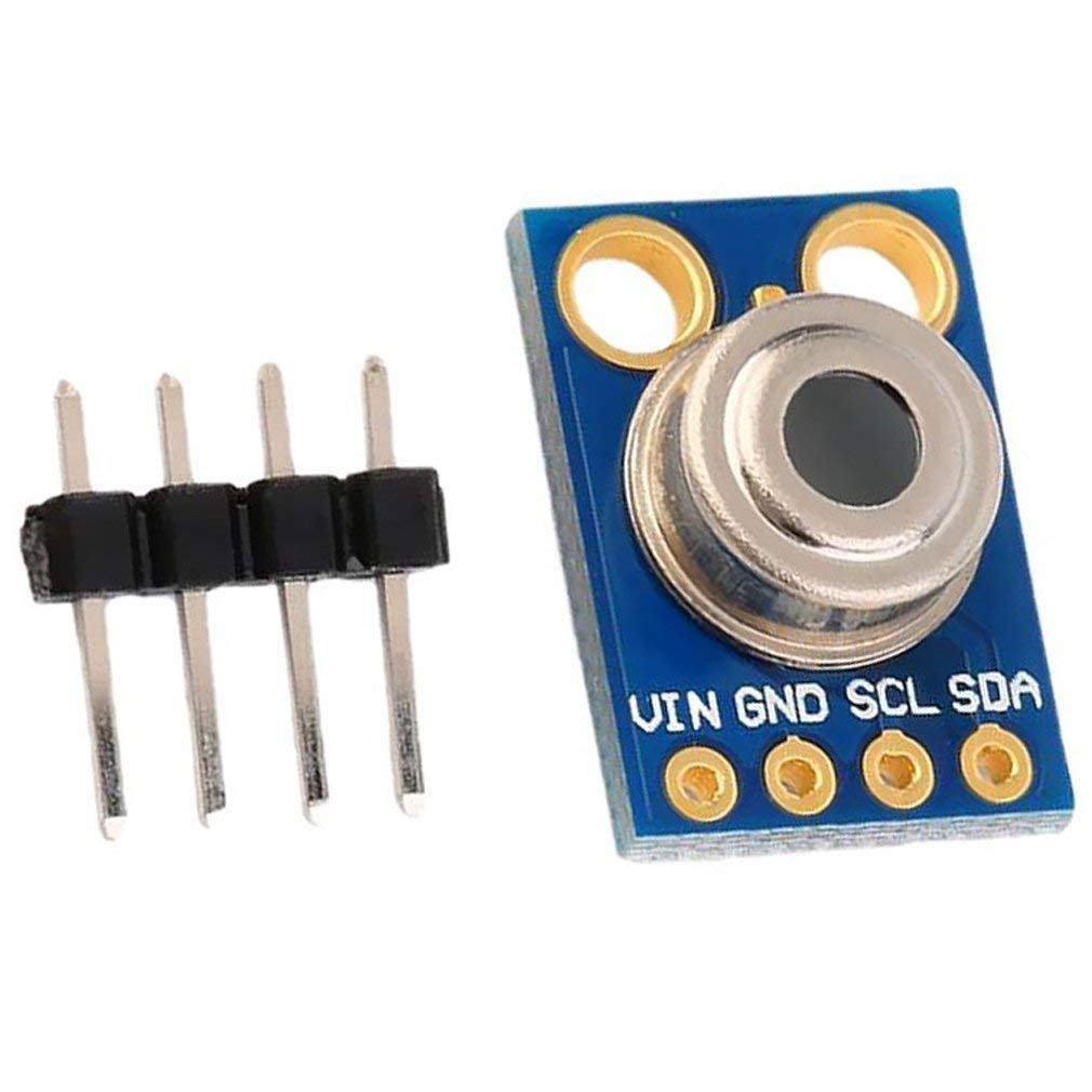 GY-906 MLX90614ESF Non-contact Infrared Temperature Sensor Module IIC I2C Serial for Arduino