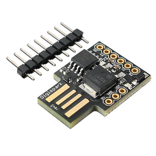 Digispark Kickstarter ATTINY85 Arduino Micro USB Development Board for Arduino