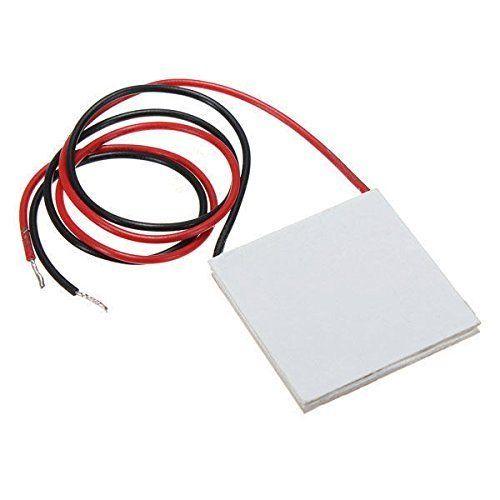 TEC1-12706 40*40MM 12V 60W Heatsink Thermoelectric Cooler Cooling Peltier Plate Module