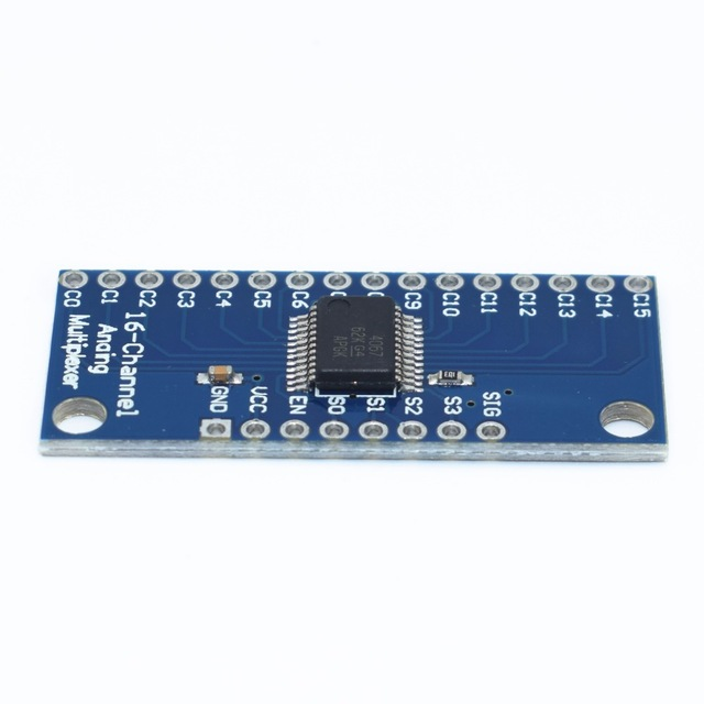 CD74HC4067 CMOS 16 Channel 16 CH Digital Analog Multiplexer Breakout Module for Arduino